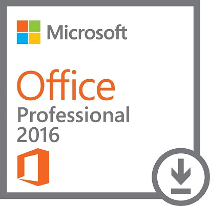 Microsoft Office 2016 Professional logo