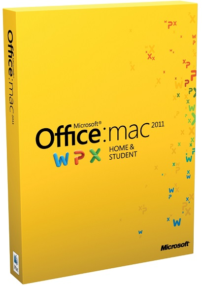 Microsoft Office 2011 Mac Home & Student produkt