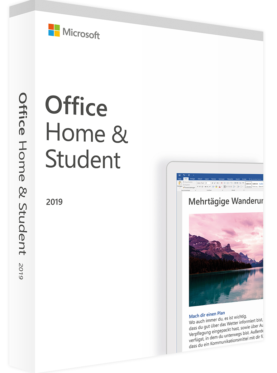 Microsoft Office Mac 2019 Home And Student Pcmac Dk Pc