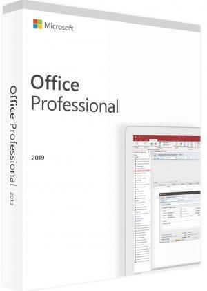 microsoft office professionel software