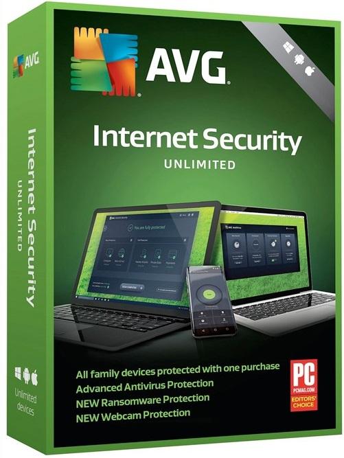 AVG Internet Security Unlimited 2019 - 2 år - 10 enheder - AVG Internet Security Unlimited 2019 - 2 år - 10 enheder (Windows, Mac og Android) Version :AVG Internet Security Unlimited 2019 Produkttype : Sikkerhedssoftware Produktserie : AVG Producent : AVG Software :AVG Internet Security Unlimited 2019 Platform